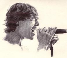 Brandon boyd by in-cubus