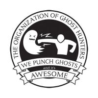We Punch Ghosts Seal by charpal