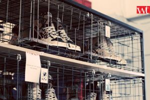 art in the streets - shoes by wilsontang