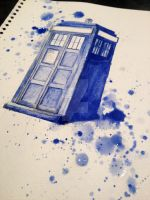 Tardis by nome94