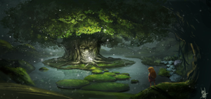 Wise tree by KarlaDiazC