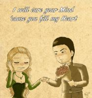 Please accept my flowers by shafry