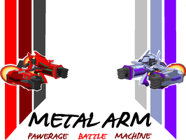 MA: Fawerage Battle Machines by samcollends