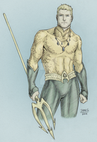 Aquaman by DeanGrayson