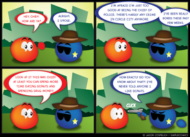 SC03 - Chief of Police by simpleCOMICS