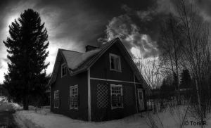 Abandoned. by Toni-R