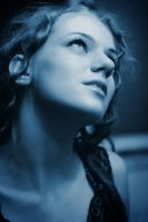 Out of blue by antoanette