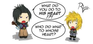 What about hearts? by rinette