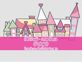 Pngpack - Cute Home By Inankyu (Uploaded) by Inankyu