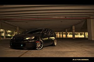 Ford Focus ST by MatonUS