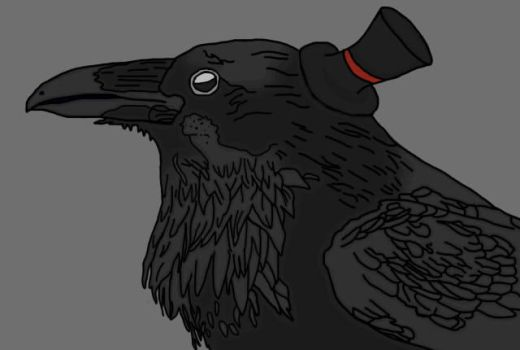 My Profile Picture by EgotisticalRaven