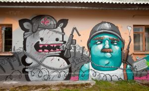 1915 by KIWIE-FAT-MONSTER