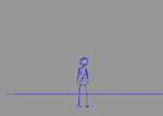 Animation test enemie incoming by Mamorucraft