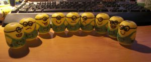 My Minion Army by Aiko-Mustang