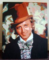 Willy Wonka by matte-j-black