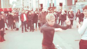 + Niall Dance by NiickiithaEditions
