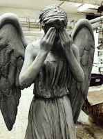 Weeping Angel Replica Project COMPLETED by cattybonbon