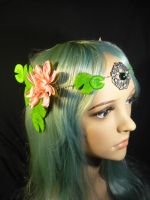 Lotus Mermaid - Hairdress by Ganjamira