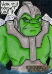Guardians of the Galaxy - Hulk by 10th-letter