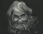 Old Man by shonechacko