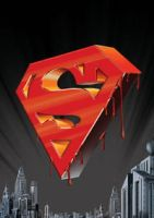 Superman Doomsday DVD by AZNbebop