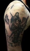 Viking2 by phoenixtattoos