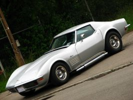 '71 corvette by AmericanMuscle
