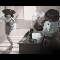 Detective Probopass by HellaStyle