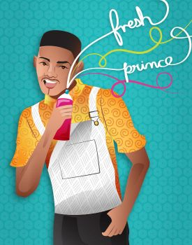 Fresh Prince of Bel Air by leveland