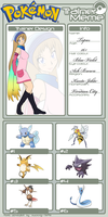 PKMN Trainer Topaz by Eclipsed-Soul91
