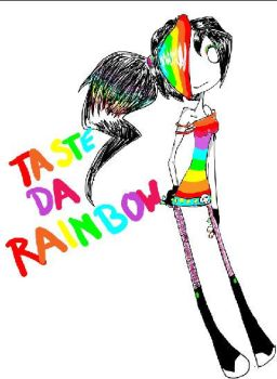 Taste Da Rainbow by BloodyPoc