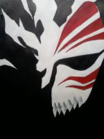 Ichigo mask by 1ce-kube