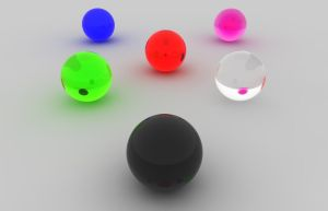 Colored glass by Neon-Monkey