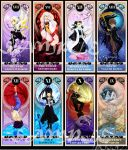 tarot card 2 by 7point7