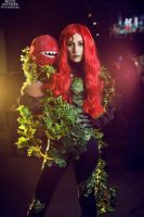 Poison Ivy by RayBarmaley