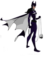 Young Justice Legacy-Huntress by MarvelJustice