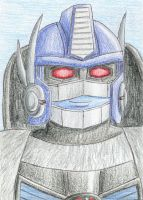 Optimus Primal by NormaLeeInsane