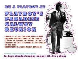 Galway ReUnion Flyer by alessandrodelp