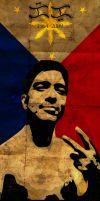 tribute for Francis Magalona by jnusjnus