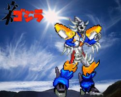 [Hot Blooded] JET DRAGON by GIGAN05