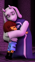 Undertale - Goodbye Child by cfowler7