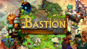 Bastion Wallpaper (1920x1080) by Sonicmon101