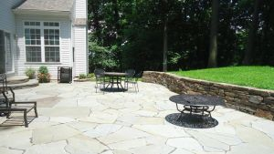 Flagstone Hardscape, Stroudsburg PA by Devine-Escapes