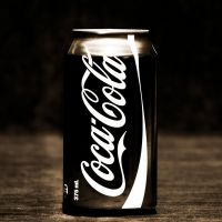 vintage coke by SaphoPhotographics
