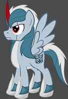 Pony Star Vector by Mephilez
