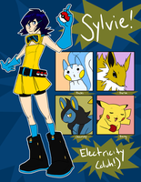 Sylvie and the Gang by hyperionwitch