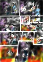 Comic Hot Silvaze Kiss by Mimy by Mimy92Sonadow