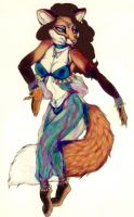 Gypsy Fox by GrimVixen