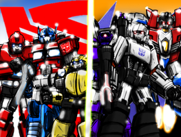 G1 transformers Commish by WhirledlyGoodz
