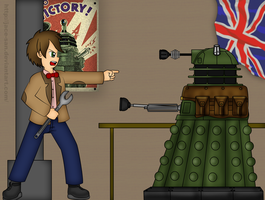 And you are the Daleks by Jace-san